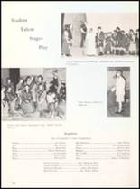 1967 Fairview High School Yearbook Page 40 & 41