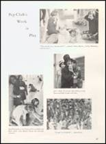 1967 Fairview High School Yearbook Page 50 & 51
