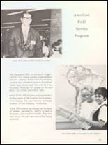 1967 Fairview High School Yearbook Page 56 & 57