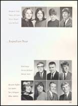 1967 Fairview High School Yearbook Page 224 & 225