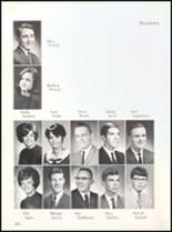 1967 Fairview High School Yearbook Page 236 & 237