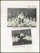 1949 Holy Ghost Preparatory School Yearbook Page 56 & 57