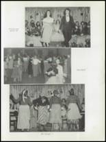 1949 Holy Ghost Preparatory School Yearbook Page 64 & 65