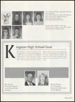 1994 Kingston High School Yearbook Page 10 & 11