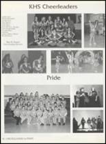 1994 Kingston High School Yearbook Page 54 & 55