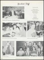 1994 Kingston High School Yearbook Page 92 & 93