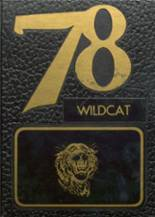 1978 Yearbook Madill High School