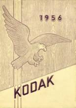 1956 Yearbook Eau Claire High School (thru 1958)