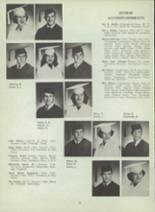 1953 Monterey High School Yearbook Page 16 & 17