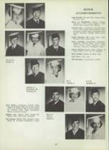 1953 Monterey High School Yearbook Page 24 & 25