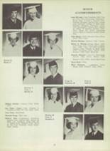 1953 Monterey High School Yearbook Page 26 & 27