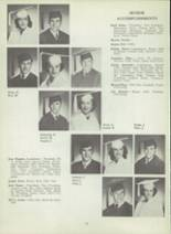 1953 Monterey High School Yearbook Page 28 & 29