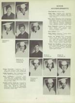1953 Monterey High School Yearbook Page 30 & 31