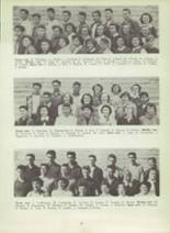 1953 Monterey High School Yearbook Page 34 & 35