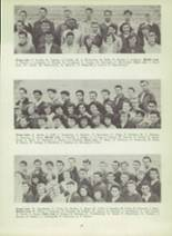 1953 Monterey High School Yearbook Page 38 & 39