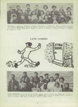 1953 Monterey High School Yearbook Page 44 & 45