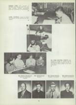 1953 Monterey High School Yearbook Page 52 & 53