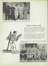 1953 Monterey High School Yearbook Page 60 & 61