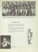 1953 Monterey High School Yearbook Page 68 & 69