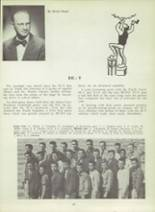 1953 Monterey High School Yearbook Page 70 & 71