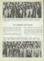 1953 Monterey High School Yearbook Page 72 & 73