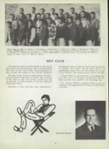 1953 Monterey High School Yearbook Page 74 & 75