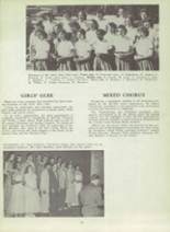 1953 Monterey High School Yearbook Page 76 & 77