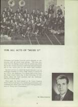 1953 Monterey High School Yearbook Page 78 & 79