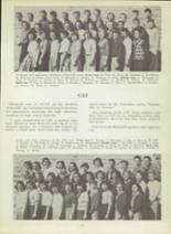 1953 Monterey High School Yearbook Page 80 & 81