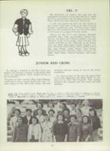 1953 Monterey High School Yearbook Page 82 & 83