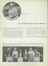 1953 Monterey High School Yearbook Page 84 & 85