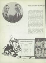 1953 Monterey High School Yearbook Page 88 & 89