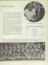 1953 Monterey High School Yearbook Page 94 & 95