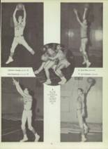 1953 Monterey High School Yearbook Page 98 & 99