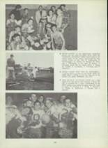 1953 Monterey High School Yearbook Page 110 & 111