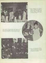1953 Monterey High School Yearbook Page 120 & 121