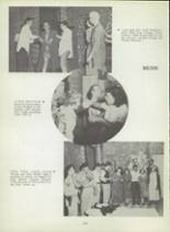 1953 Monterey High School Yearbook Page 126 & 127