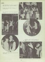 1953 Monterey High School Yearbook Page 128 & 129