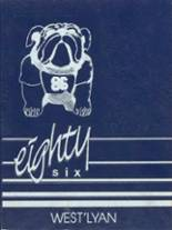 1986 Yearbook Westerly/Ward High School