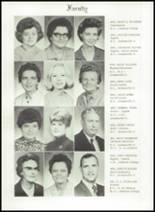 1969 Piedmont High School Yearbook Page 16 & 17