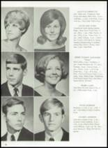 1969 Piedmont High School Yearbook Page 22 & 23