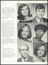 1969 Piedmont High School Yearbook Page 24 & 25