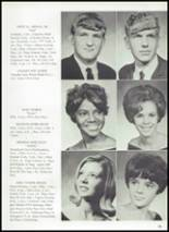 1969 Piedmont High School Yearbook Page 26 & 27