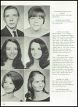 1969 Piedmont High School Yearbook Page 28 & 29