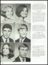 1969 Piedmont High School Yearbook Page 30 & 31