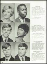 1969 Piedmont High School Yearbook Page 32 & 33