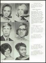 1969 Piedmont High School Yearbook Page 34 & 35