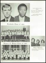 1969 Piedmont High School Yearbook Page 36 & 37