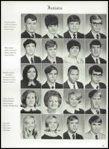 1969 Piedmont High School Yearbook Page 40 & 41