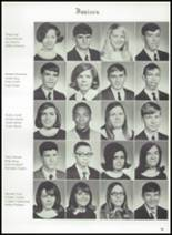 1969 Piedmont High School Yearbook Page 42 & 43